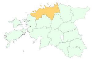 Harjumaa maakonnad
