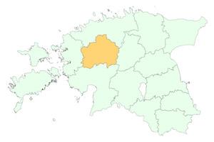 Raplamaa maakonnad