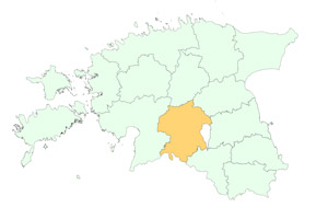 Viljandi maakonnad