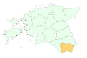 Võrumaa maakonnad